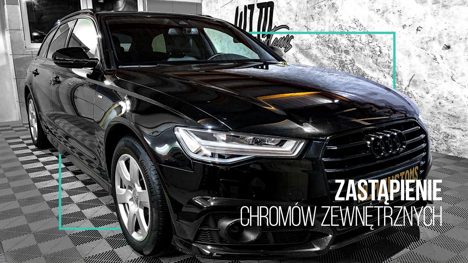 Audi A6 C7 - Delikatny lifting kosmetyczny